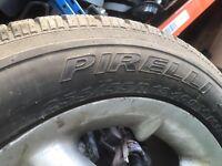 Range Rover alloy wheels 255 55 r 18