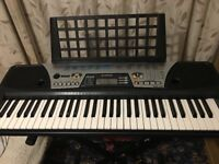 Yamaha PSR-175 Keyboard, hardly used, excellent condition