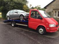 Ford Transit 2.5DI Recovery Truck
