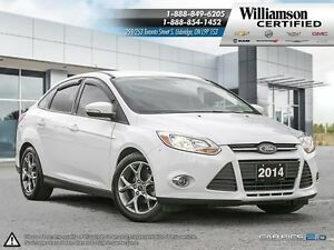 2014 Ford Focus SE**ALLOY WHEELS**AUTOMATIC