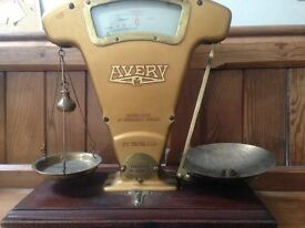 Antique Avery Scales