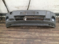 FORD TRANSIT CONNECT FRONT BUMPER WITH FRONT FOG LIGHTS VERY GOOD CONDITION
