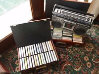 Fairground/Street Organ Cassettes-large variety among the 90+ items -mainly UK & Holland