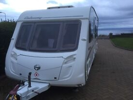 Swift Collonsey (Creda) - 2008 4 Berth (with motor mover)