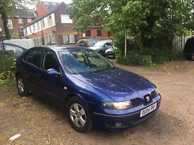 For sale seat Leon 1.9 Tdi sx manual 2004