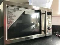 Delonghi Combi Microwave and Grill