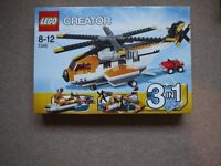 Lego Creator - Transport Chopper BNIB