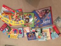 Selection of Children's books in French