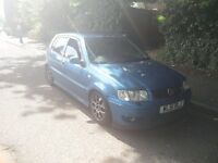 Volkswagen Polo 1.4 TDI PD S 5dr (Loads of GTi parts and some modifications)