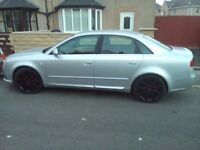 Audi A4 TDI sline