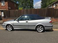 SAAB 9-3 TURBO CONVERTIBLE 2002.12 MONTHS MOT.PX/SWAPS