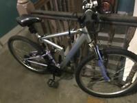 Woman's Mountain Bike £50