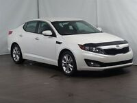 2012 Kia Optima EX Luxury ,  Cuir , Bluetooth, 58$/SEM TOUS INCL