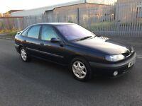Renault Laguna 2.0 RTE model 11 months mot 1 owner from new