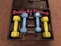 USA Pro Weight Set Fitness
