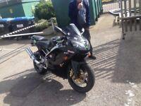 Kawasaki zxr600