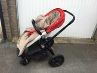 Used pushchair. Free delivery