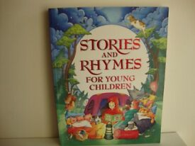 STORIES AND RHYMES FOR YOUNG CHILDREN