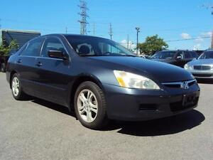 2007 Honda Accord SE AUTO SUNROOF REMOTE START ALLOY WHEELS