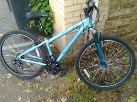 Apollo mountain bike bicycle good working order medium to adult size