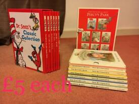 Children's book sets