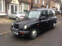 2 London black cabs ldi tx1 tax mot tidy reliable drive well