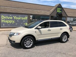 2014 Lincoln MKX AWD / NAVIGATION / SUNROOF / LEATHER