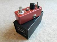 Donner DS-II Distortion Mini FX Pedal