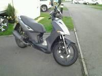 Kymco Agility City 125 Scooter