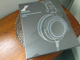Status Audio Headphones SM-CB1 - New, Unopened box