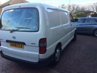24cc3c0fb14f54 Used Toyota Vans for Sale in Middlesbrough