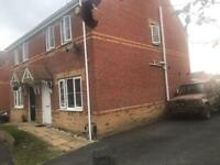 3 bed semi detached house new build.