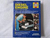 USED HAYNES WORKSHOP MANUAL DIESEL ENGINES SERVICE GUIDE