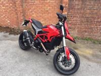 2015 Ducati Hypermotard 821 2,300 Dry Miles