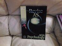 Revise AS Aqua Phychology