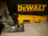 DEWALT - DW682K-GB - BISCUIT JOINTER, 240V joining