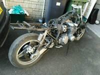 Kawasaki Zephyr 750 Project