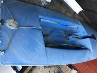 Topper sailing dinghy hull only