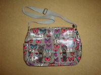 Girl's satchel waterproof school bag, as new condition