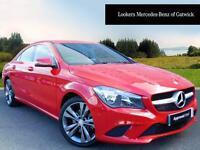 Mercedes-Benz CLA CLA220 CDI SPORT (red) 2015-05-21
