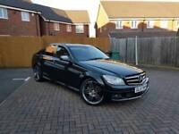 2008 MERCEDES C CLASS SE C220 CDI MANUAL (not audi bmw skoda volkswagen)