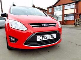 Ford C Max 1.6 DEISEL immaculate condition low mileage