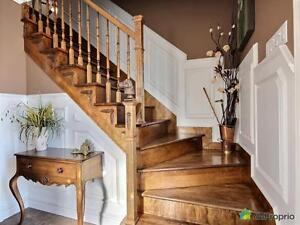 255 000$ - Maison 2 étages à vendre à Alma Lac-Saint-Jean Saguenay-Lac-Saint-Jean image 3