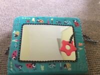 Baby mirror for car