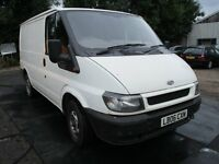 2006 06 FORD TRANSIT 2.0 280 SWB SPARES & REPAIRS GOOD CLEAN VAN PLY-LINED PX TO CLEAR PX SWAPS