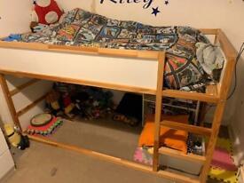 Kids Loft Bed - Mid Riser - IKEA