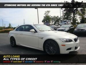 2008 BMW M3 BEAUTIFUL CAR / RARE RED INT/ HARD TOP CONVERTIBLE