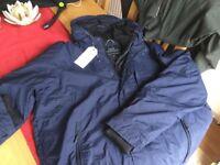 Men's coat XXL brand coat