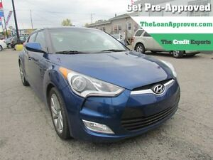 2016 Hyundai Veloster | ONE OWNER | BLUETOOTH