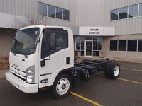 2015 Isuzu NRR Excellent fuel economy Cab and Chassis